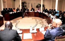 Communiqué du Conseil des ministres du 23 décembre 2012.