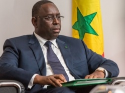 Pour sa politique de protection des pêcheries, Macky Sall recoit le prix de l'Excellence in National Stewardship of the Ocean'