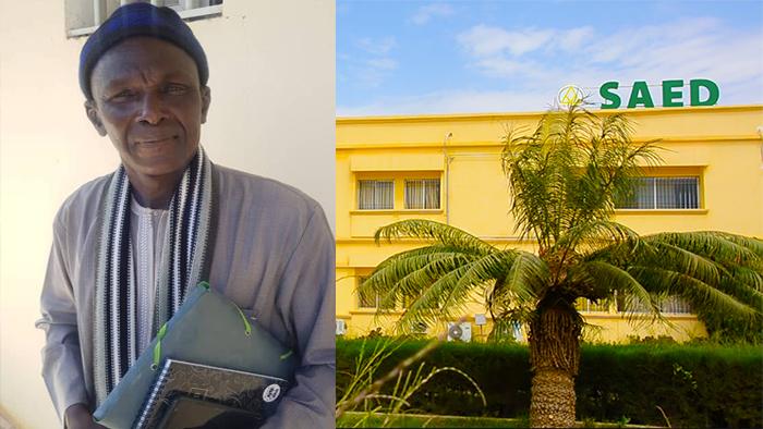 APPUYÉE EN MOISSONNEUSES-BATTEUSES : l'Union de Boundoum exprime sa gratitude à la SAED