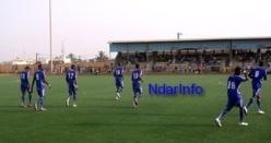 Sport: La linguère a laminé le Jaaraf ( 3 - 1).
