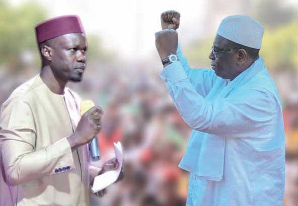 Statut du chef de l'opposition, Macky face à l'option Sonko