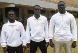 Sport: Trois tireurs de l'Institut de Saint-Louis en stage à Tokyo.