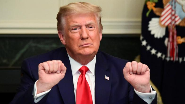 La condition pour que Trump quitte la Maison Blanche