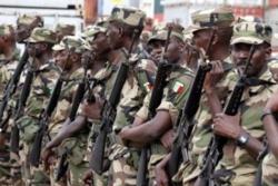200 soldats sénégalais en route pour le Mali