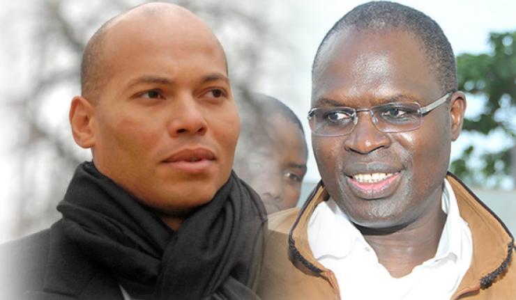 Projet de loi sur les crimes économiques : Vers l'amnestie de Kharim Wade et de Khalifa SALL