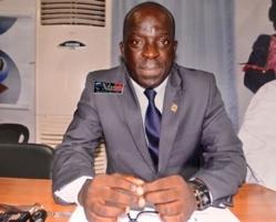 Le docteur Ahmadou Dia, député à l'Assemblée nationale.