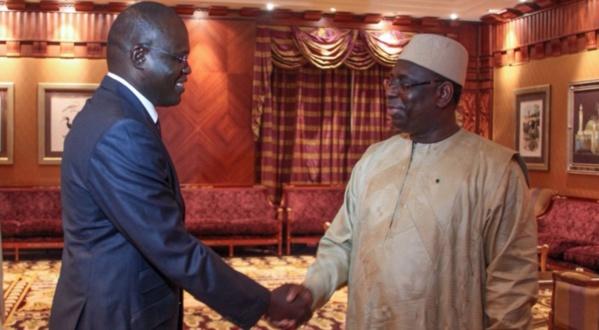 Macky Sall a rencontré Khalifa Sall, la révélation de Souleymane Jules Diop