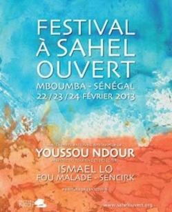 Culture: 2ème édition du Festival Sahel Ouvert, du  22 au 24 Février 2013 à Mbouma.