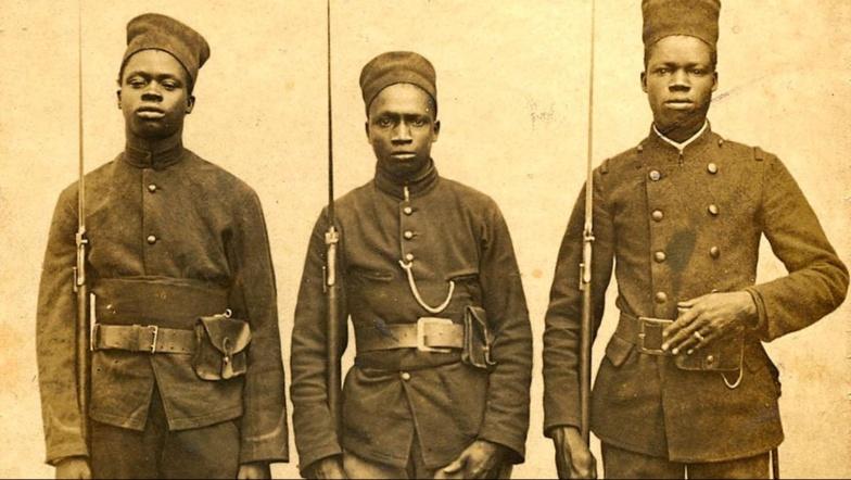 Les tirailleurs sénégalais célébrés aujourd'hui
