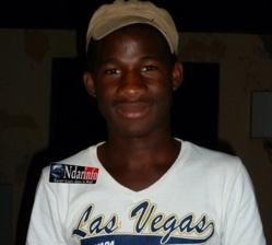 Mamadou Hane, jeune saint-louisien formé par ''Terres en Mêlées''.