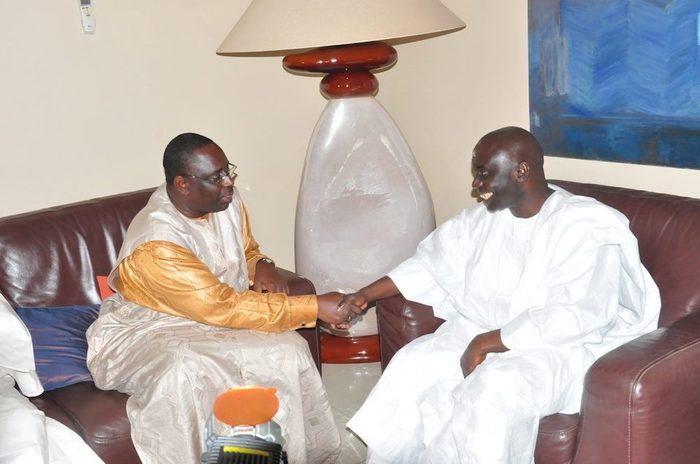 Macky Sall : «Mes retrouvailles avec Idrissa Seck sont un deal positif»