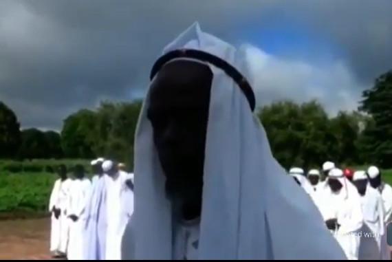 """Secte Mbakérouhou: la """"Kaaba"""" érigée au centre du village"""