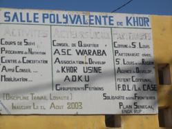 Saint-Louis: Aux origines de Ngolobougou, un vieux quartier bambara de Khor [AUDIO]