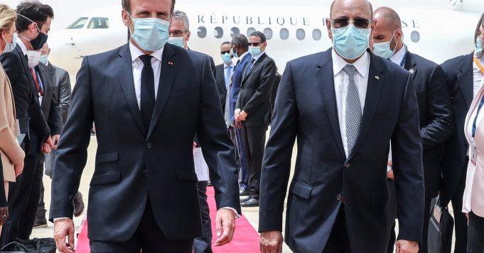 La France aide la Mauritanie avec 12,5 millions d'euros pour répondre au covid-19