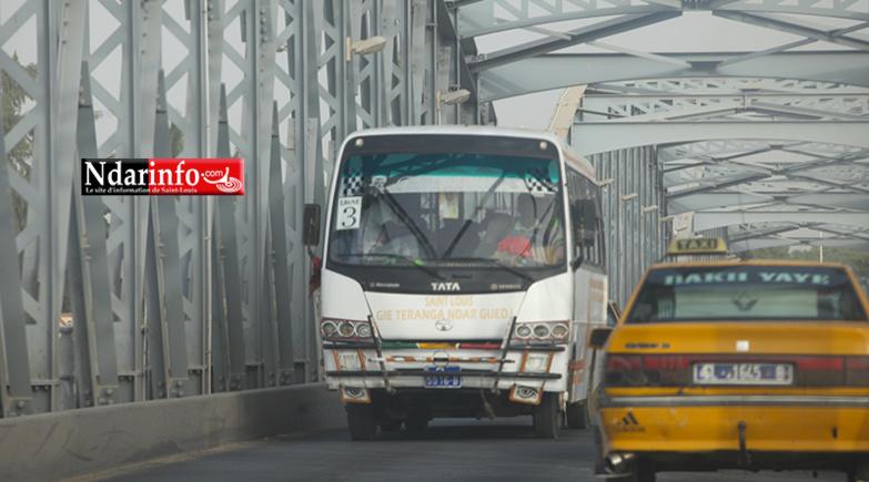 Après l'accident meurtrier de Guet-Ndar, les bus annoncent de nouveaux itinéraires
