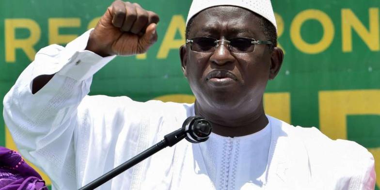 Décès du chef de l'opposition malienne Soumaïla Cissé