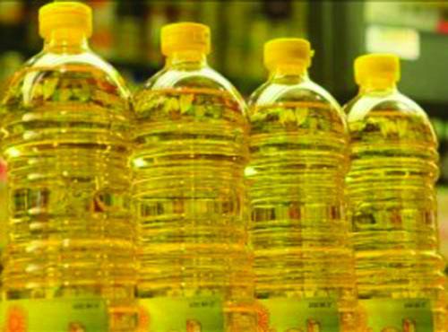 Huile: Hausse sur la bouteille de 20 litres