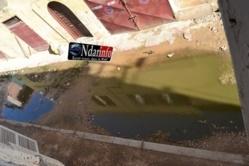 Saint-Louis : Des égouts refoulent toujours dans l'ile.