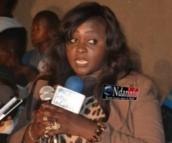 La député libérale Fatou Thiam.