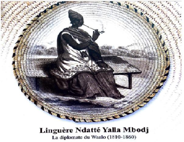 Femmes valeureuses du Sénégal : À la découverte de Linguère Ndatté Yalla Mbodj, la diplomate du Waalo (1810-1860)
