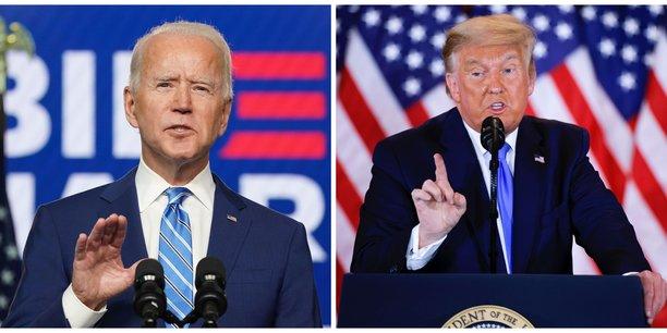 Donald Trump ordonne de rouvrir les frontières aux Européens, Joe Biden s'y oppose