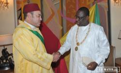 Le discours du président Macky Sall à l'occasion de la visite du Roi Mohamed VI.