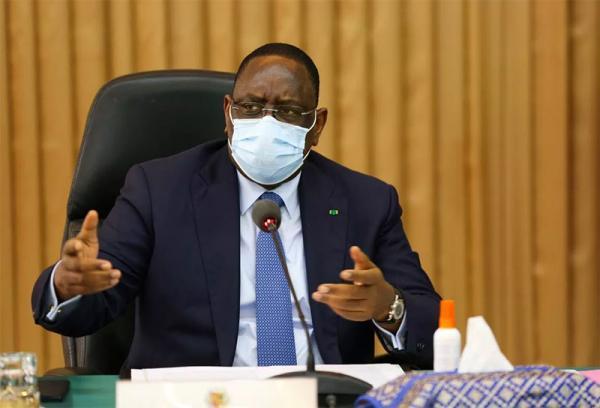 L'état de catastrophe sanitaire décrété à Dakar et Thiès