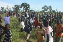 Réseau national des jeunes pour la paix en Casamance: Le comité régional de Saint-Louis installé.