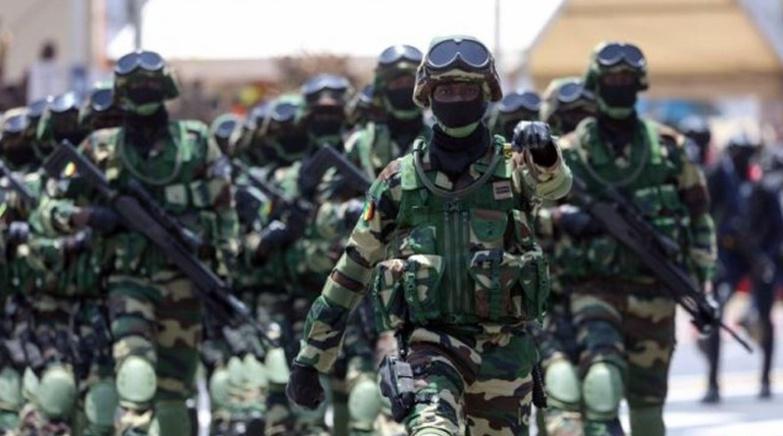 L'armée sénégalaise à l'offensive contre les rebelles en Casamance