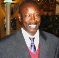 Amadou Diagne, membre du comité d'initiative du Cap Ousmane Masseck Ndiaye