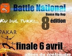 8e édition Battle National : Dakar  danse  le Hip-hop