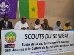 Saint-Louis - Scoutisme : Des centaines de jeunes ont ouvert le rallye national, ce mercredi.