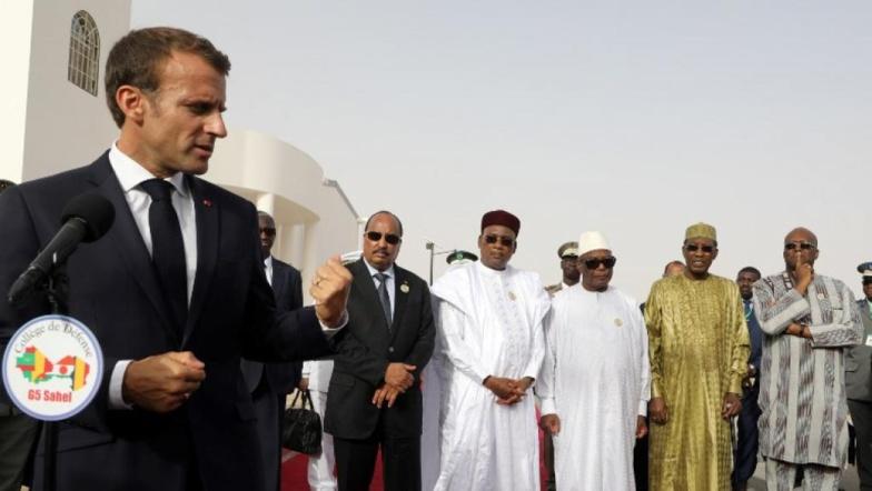 La France et les dirigeants de G5 Sahel ouvrent le sommet stratégique sur la sécurité
