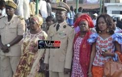 [IMAGES] Clôture de la Semaine départementale de la Jeunesse: Grande mobilisation des autorités.