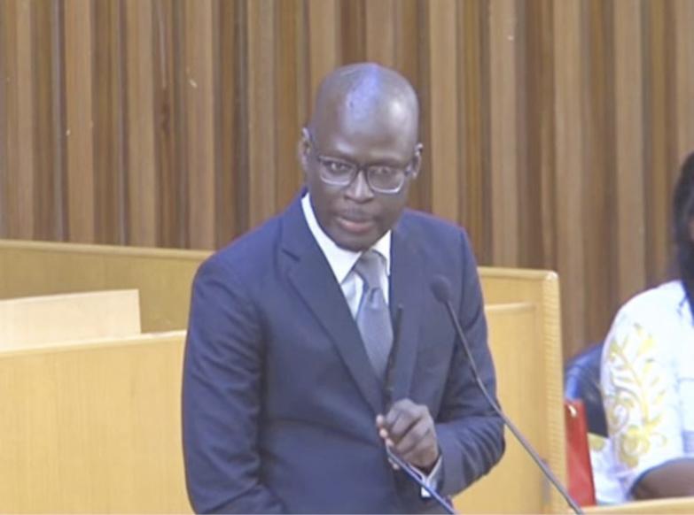Précision : Les députés non-inscrits n'ont pas désigné Fatou Ndiaye comme représentante au comité Ad Hoc