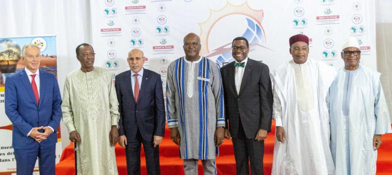La BAD partenaire stratégique du G5 Sahel pour renforcer la résilience et l'accès à l'énergie durable