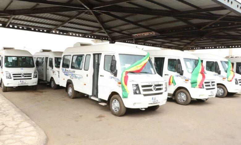 Renouvellement-parc automobile : Mansour Faye appelle à l'accélération de réorganisation du secteur