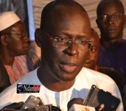 (VIDÉO) Bamba Dièye annonce une centrale d'achats pour booster l'économie locale.