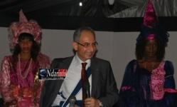 S. E. M Hesham Mohamed MAHER, ambassadeur de l'Egypte au Sénégal.