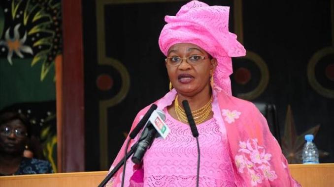 Assemblée nationale - Affaire SONKO : le discours intégral d'Aida MBODJ
