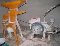 Coopération décentralisée:   Un moulin à céréales pour les femmes de Kassack Nord