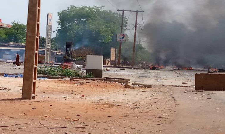 Arrestation d'Oumane SONKO : un mort enregistré à Bignona