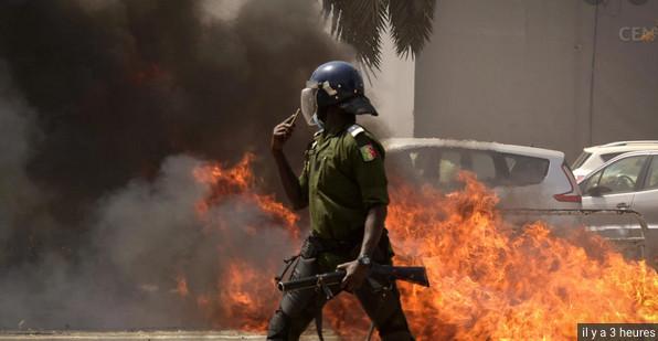 Bignona - Non, un policier n'a pas été brûlé vif mais un Asp a échappé de peu