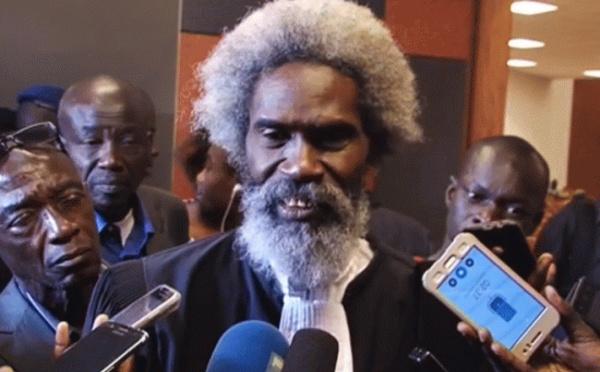 """"""" Le monde entier a assisté à un scénario désolant pour un Etat qui se dit démocratique"""", se désole Me Ciré Cledor LY"""