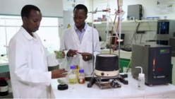 Des étudiants africains inventent un savon contre le paludisme.