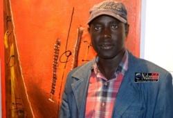 Culture : Amadou Ndiaye expose ses ''parcours'' jusqu'au 21 mai.