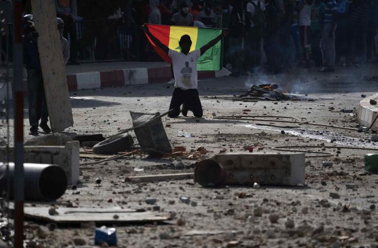Manifs à Dakar : des ministres avaient pris la fuite