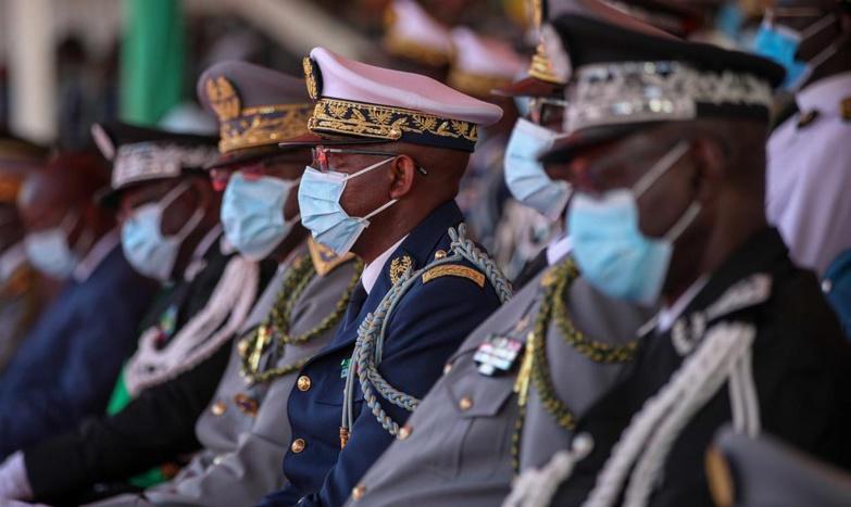 """Le capitaine TOURE """"est en train de violer ses obligations militaires"""", déclare la Gendarmerie nationale"""
