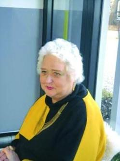 UGB : La mémoire de Gerti Hesseling ressuscitée.