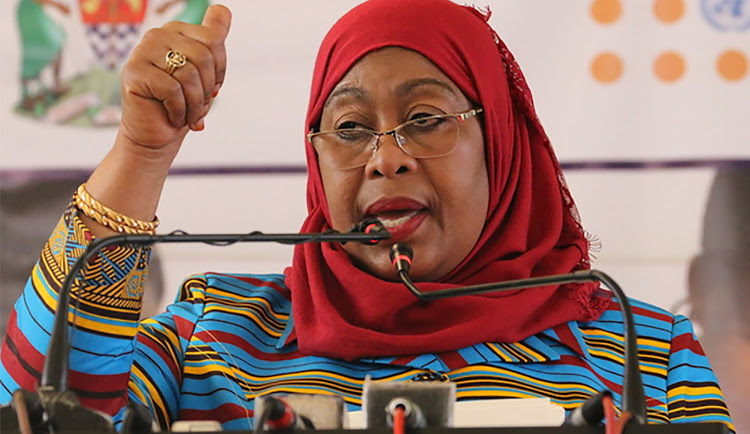 Après le décès de John Magufu: Samia Hassan, première présidente de l'histoire de la Tanzanie